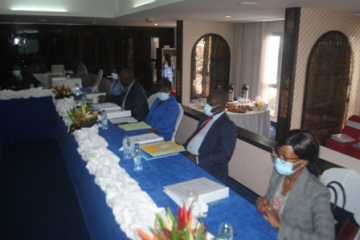 143rd Board Session holds